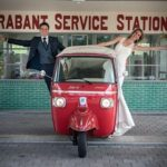 tuktuk trouwen huren